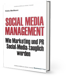 Buch Social Media Management