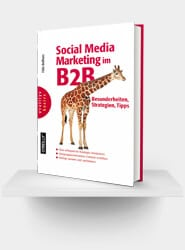 Buch Social Media Marketing im B2B