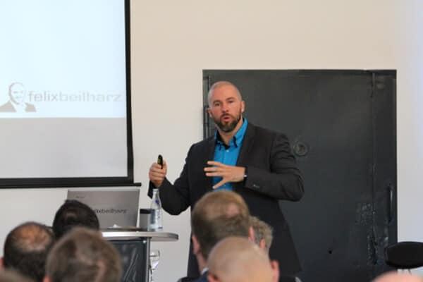 Social Media Speaker / Redner Felix Beilharz