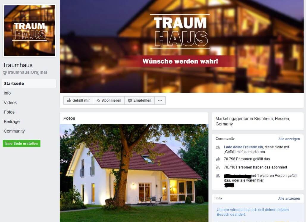 gleich 2x nix gewinnen traumhaus fake gewinnspiele auf facebook. Black Bedroom Furniture Sets. Home Design Ideas