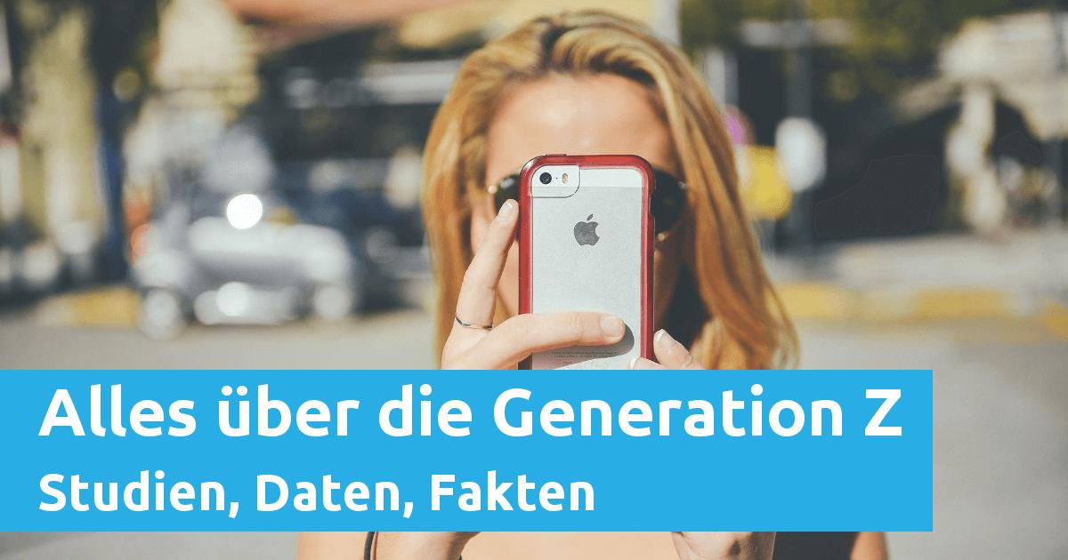Alles über die Generation Z